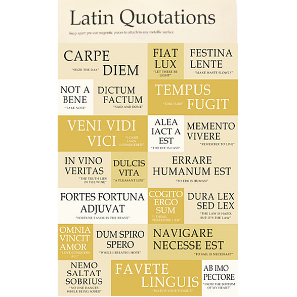 Latin Quotes About Death Quotesgram
