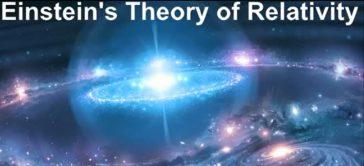 Einstein Relativity - general galaxy picture from youtube video by Eugene Khutoryansky