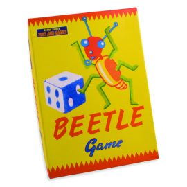 Beetle Game 1950s retro packaging