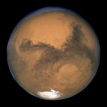 Mars from Hubble Telescope 23 Aug 2003