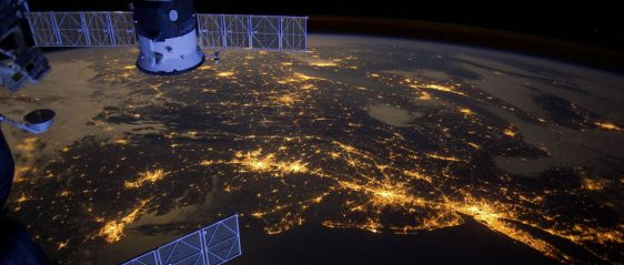 Earth from the International Space Station - NASA