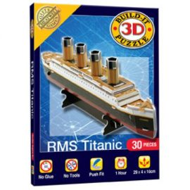 Mini-Build-It-Titanic puzzle