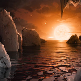TRAPPIST-1  – Is There Life Out There?