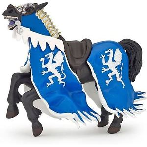 Papo Blue Dragon King Horse
