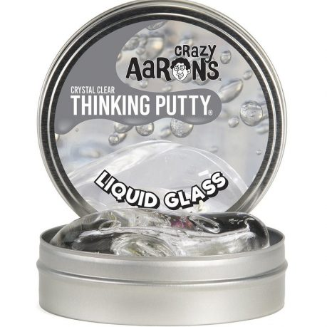 Liquid Glass Putty Tin