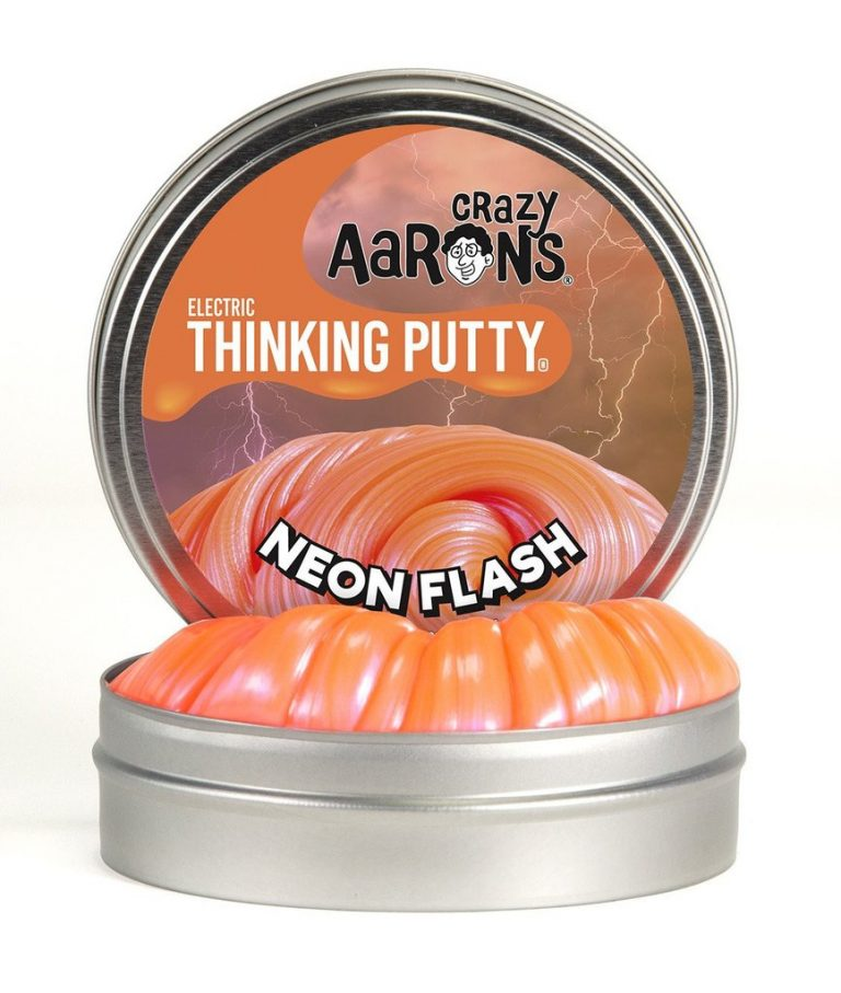 Neon Flash Putty Tin