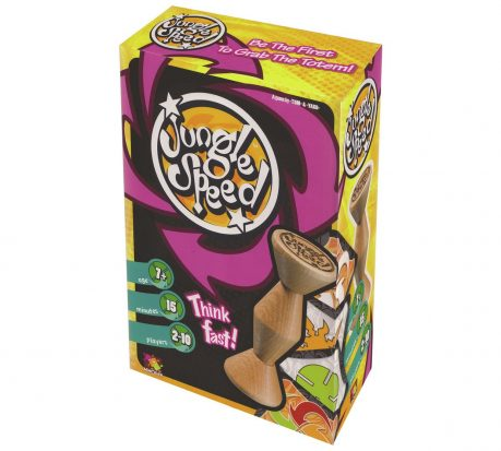 Jungle Speed Box