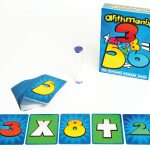Arithmanix card game with box