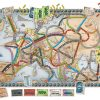 Ticket to Ride Europe board