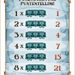 Ticket to Ride Europe Card