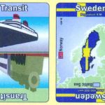Mapominoes Europe Cards
