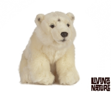 Living Nature Polar Bear Small