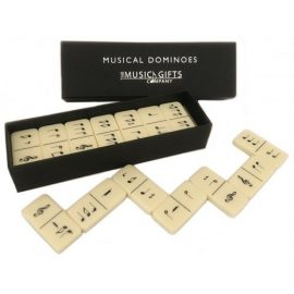 Musical Domino Set