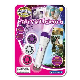 fairy and unicorn torch and projector