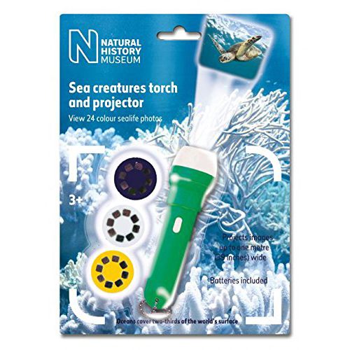 Sea Creatures Torch and Projector