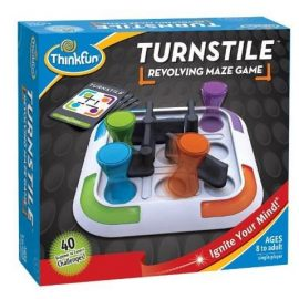 Turnstile game box