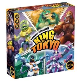 King of Tokyo Board Game Box