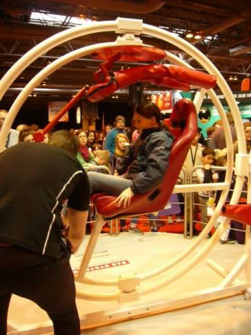 All in a Gyro Spin at Big Bang Fair 2015