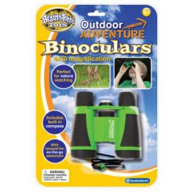 Binoculars Packaged