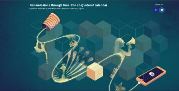 Royal Institution Advent Calendar