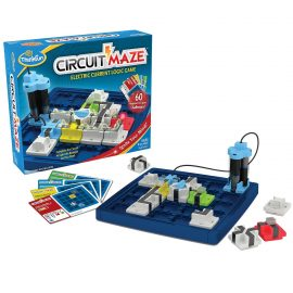 Cicuit Maze Box and Contents