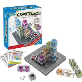 Gravity Maze - box and unboxed