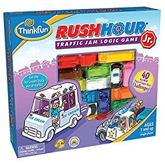 Rush Hour Game Box