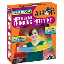 Mixed by Me Putty Kit - Hypercolor
