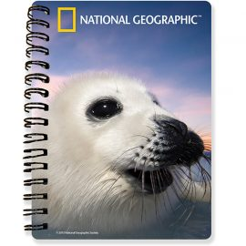 National Geographic's Harp Seal 3D Notebook - Kidicraft
