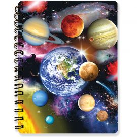 Howard Robinson's Solar System on 3D notebook - Kidicraft