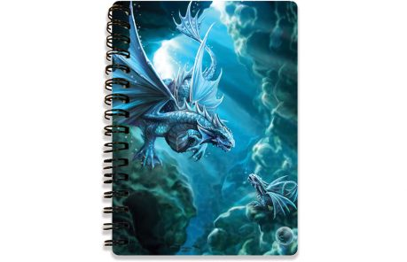 Anne Stokes Water Dragon 3D notebook - Kidicraft
