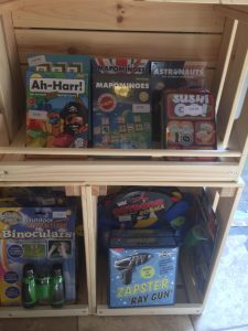 Games and outdoor toys