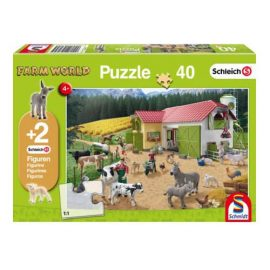 Schleich Farm World Jigsaw Puzzle
