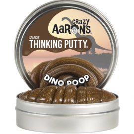 dinosaur poop thinking putty tin