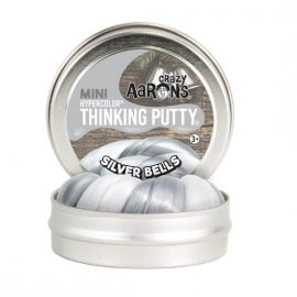 silver bells thinking putty tin