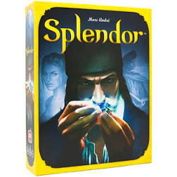 splendor board game box