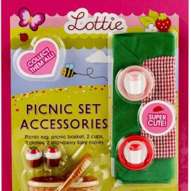 Lottie Doll Picnic Set